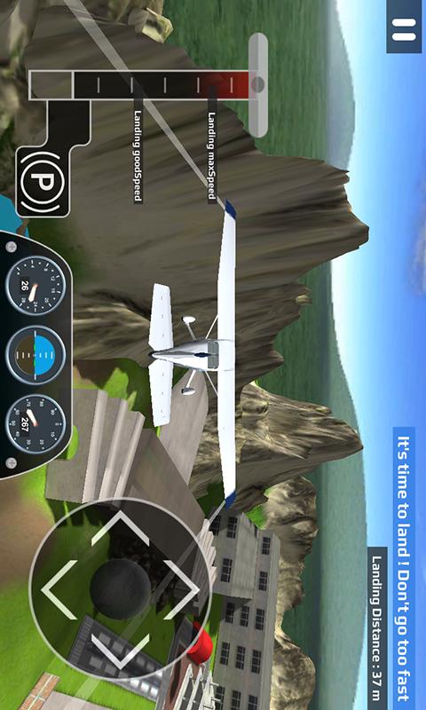 儿童爱开飞机游戏