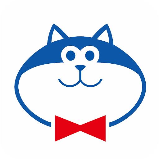 肥猫卡通手绘图