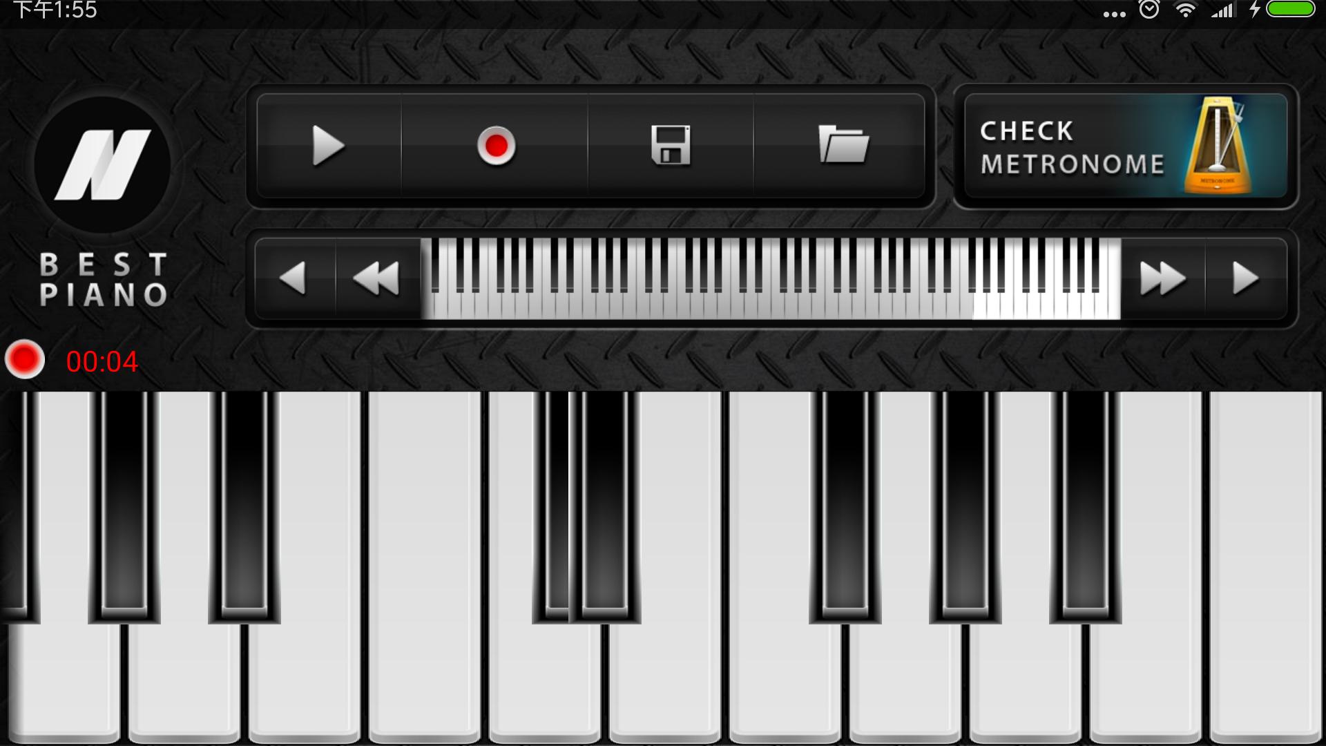 学玩电子琴_提供学玩电子琴1.0图片
